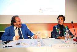 ORIELLA DORELLA<br /> CONVEGNO ALIMENTARE WATSON FONDAZIONE BRACCO<br /> EXPO MILANO 2015<br /> MILANO 07-09-2015<br /> FOTO FILIPPO RUBIN
