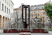 The Tree of Life Dohany Street Synagogue, Budapest, Hungary