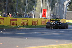 March 16, 2019 - DANIEL RICCIARDO during qualifying for the 2019 Formula 1 Australian Grand Prix on March 16, 2019 In Melbourne, Australia  (Credit Image: © Christopher Khoury/Australian Press Agency via ZUMA  Wire)