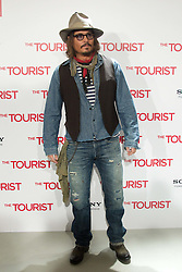 16.12.2010, Villamagna Hotel, Madrid, ESP. The Tourist Photocall in Madrid, im Bild Actor Johnny Depp attends 'The Tourist' photocall at Villamagna Hotel on December 16, 2010 in Madrid, Spain, EXPA Pictures © 2010, PhotoCredit: EXPA/ Alterphotos/ Cesar Cebolla / ALFAQUI
