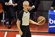 DESCRIZIONE : Pistoia Lega A 2014-2015 Giorgio Tesi Group Pistoia Acea Roma<br /> GIOCATORE : Roberto Chiari arbitro<br /> CATEGORIA : arbitro<br /> SQUADRA : arbitro<br /> EVENTO : Campionato Lega A 2014-2015<br /> GARA : Giorgio Tesi Group Pistoia Acea Roma<br /> DATA : 30/11/2014<br /> SPORT : Pallacanestro<br /> AUTORE : Agenzia Ciamillo-Castoria/GiulioCiamillo<br /> GALLERIA : Lega Basket A 2014-2015<br /> FOTONOTIZIA : Pistoia Lega A 2014-2015 Giorgio Tesi Group Pistoia Acea Roma<br /> PREDEFINITA :