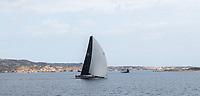 Rolex Maxi Cup 2017, Costa Smeralda, Porto Cervo Yacht Club Costa Smeralda (YCCS). OPEN SEASON (Thomas Bscher) during the Rolex Maxi Cup 2017 in Sardinia.