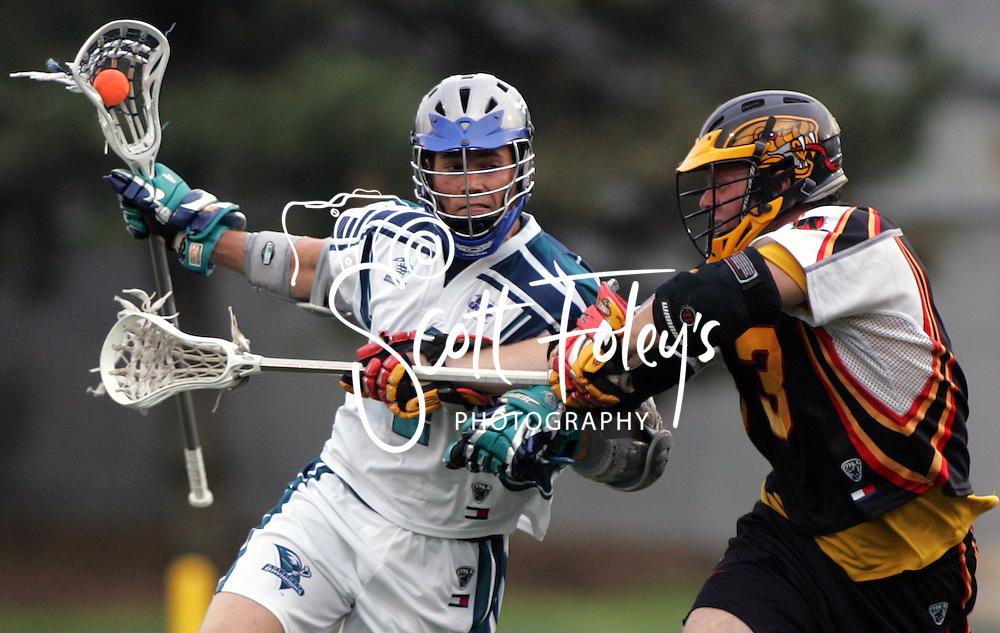 Major League Lacrosse Championship Weekend, Game 1, Long Island Lizards vs. Philadelphia Barrage, 19 Aug 05