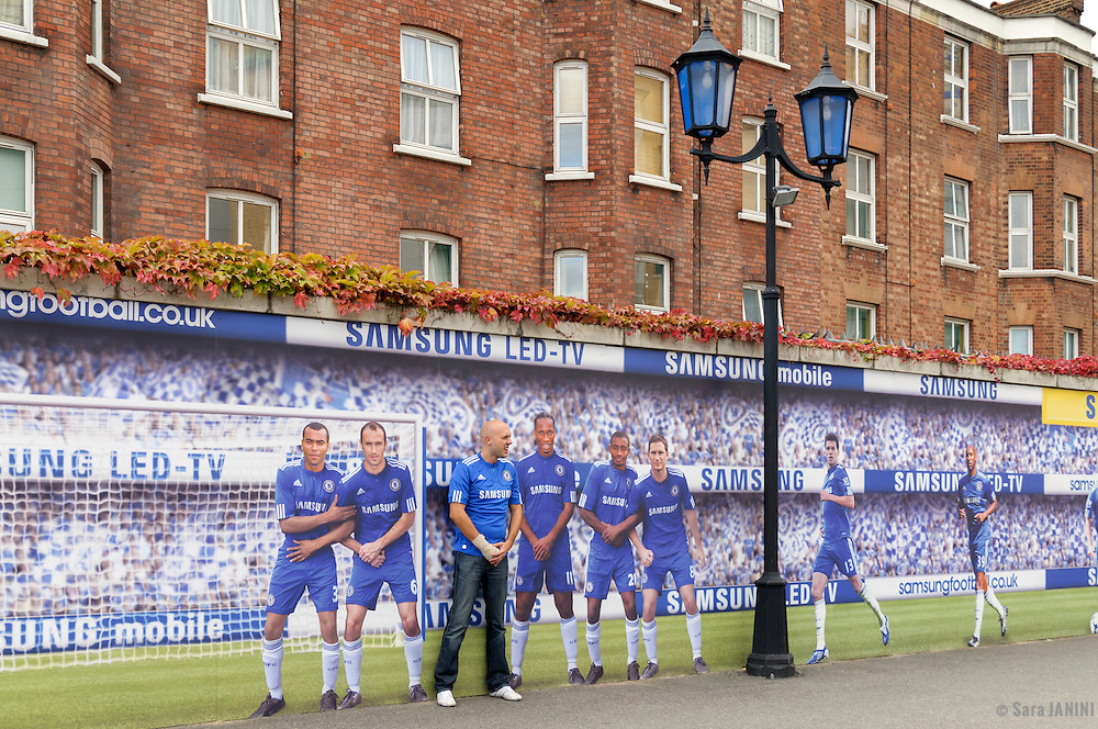 Chelsea Stadium, London, England, UK, Europe