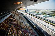 April 10-12, 2015: Chinese Grand Prix - Shanghai Intl Circuit grandstand
