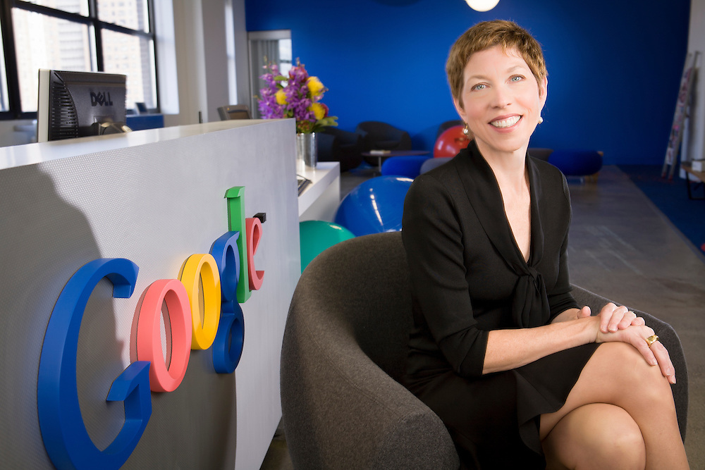 Eileen Naughton, Important person at Google - Manhattan NY