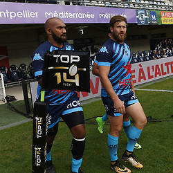 17,09,2017 Montpellier and Rc Toulon