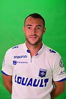Romain Philippoteaux of Auxerre