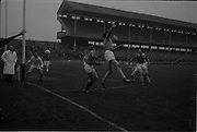 21/02/1965.02/21/1965.21 February 1965.Munster v Ulster Railway Cup semi-final at Croke Park. The final score was Ulster 0-14 Munster 0-9.
