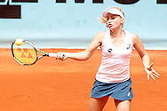Daria Gavrilova during the Madrid Open at Manzanares Park Tennis Centre, Madrid<br /> Picture by EXPA Pictures/Focus Images Ltd 07814482222<br /> 05/05/2016<br /> ***UK &amp; IRELAND ONLY***<br /> EXPA-ESP-160505-0074.jpg