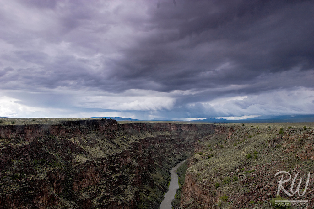 Rio Grande Gorge, New Mexico, USA