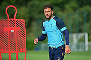 Kyle Walker during a Tottenham Training Session at Tottenham Training Centre, Enfield, United Kingdom on 13 September 2016. Photo by Jon Bromley.
