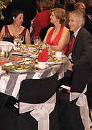 (left to right) Susan Bridgman, from Kettering; Lynda  and Jeff Jackson, from Richmond, Indiana at the 2007 Wellness Connection Red Dress Gala, at the Schuster Performing Arts Center in Dayton, Saturday night, May 5th.