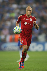 19.05.2012, Allianz Arena, Muenchen, GER, UEFA CL, Finale, FC Bayern Muenchen (GER) vs FC Chelsea (ENG), im Bild Bayern's Dutch midfielder Arjen Robben in action during the Final Match of the UEFA Championsleague between FC Bayern Munich (GER) vs Chelsea FC (ENG) at the Allianz Arena, Munich, Germany on 2012/05/19. EXPA Pictures © 2012, PhotoCredit: EXPA/ Mitchel Gunn