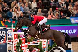 SCHWIZER Pius (SUI), Cina Donna AWR<br /> Leipzig - Partner Pferd 2019<br /> Championat von Leipzig<br /> 19. Januar 2019<br /> © www.sportfotos-lafrentz.de/Stefan Lafrentz