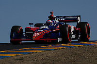 Rafael Matos, Indy Grand Prix of Sonoma, Infineon Raceway, Sonoma, CA USA