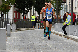 Mirja Krevs and Robert Kotnik at 3rd Marathon of Slovenske Konjice 2015 on September 27, 2015 in Slovenske Konjice, Slovenia. Photo by Matic Klansek Valej / Sportida