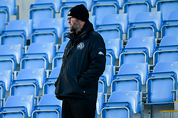 Rob Hunter watches from the stands - Mandatory by-line: Ryan Hiscott/JMP - 17/11/2018 - RUGBY - Sandy Park Stadium - Exeter, England - Exeter Braves v Gloucester United - Premiership Rugby Shield
