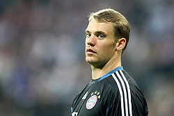 27.09.2011, Allianz Arena, Muenchen, GER, UEFA CL, FC Bayern Muenchen vs Manchester City, im Bild Manuel Neuer (Bayern #1)  // during the CL match  FC Bayern Muenchen (GER)  vs Manchester City (ENG) Gruppe A, on 2011/09/27, Allianz Arena, Munich, Germany, EXPA Pictures © 2011, PhotoCredit: EXPA/ nph/  Straubmeier       ****** out of GER / CRO  / BEL ******