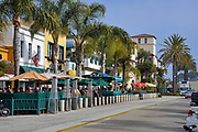 Downtown Huntington Beach Restaurants on Main Street