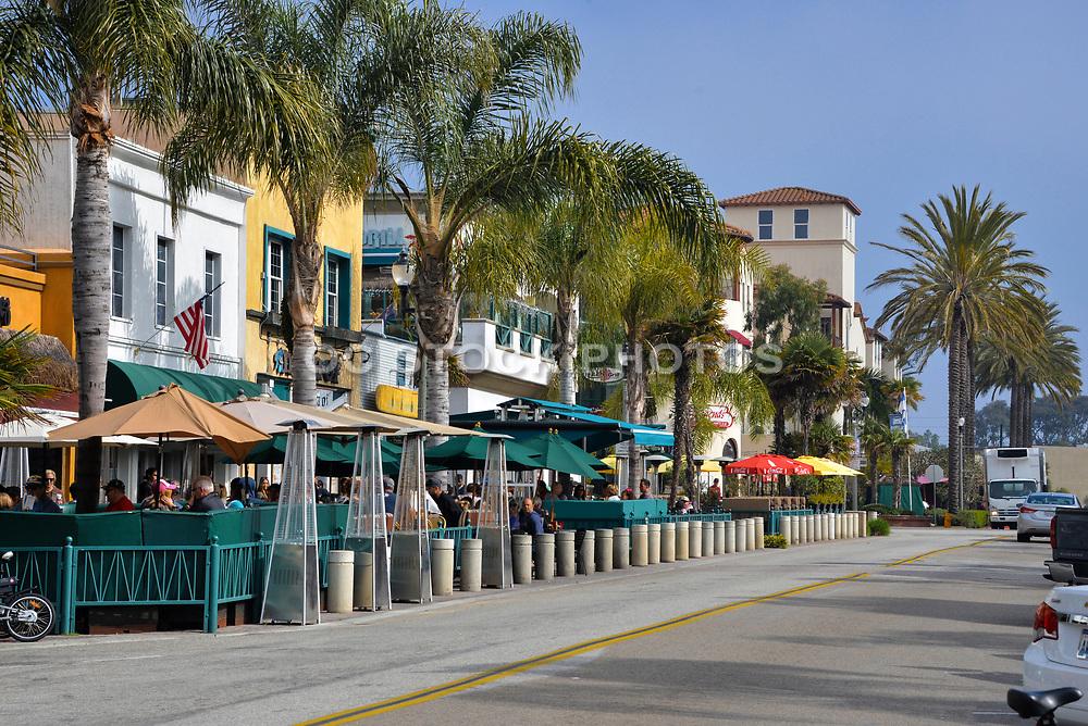 Downtown Huntington Beach Restaurants on Main Street