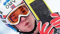 BILDET INNGÅR IKKE I FASTAVTALER. ALL NEDLASTING BLIR FAKTURERT.<br /> <br /> Hopp<br /> Foto: imago/Digitalsport<br /> NORWAY ONLY<br /> <br /> Bad Mitterndorf 17.01.2016, Kulm, Bad Mitterndorf, AUT, FIS Skiflug WM, Kulm, 1. Durchgang, Teambewerb, im Bild Daniel Andre Tande (NOR) // Daniel Andre Tande of Norway during the 1st Round Team Competition Jump of FIS Ski Flying World Championships at the Kulm in Bad Mitterndorf, Austria on 2016/01/17.