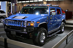 Hummer Rights Managed Stock Images
