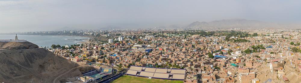 Panorama Lima (Format 3.6 x 1)