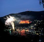 Heidelberg, Fireworks