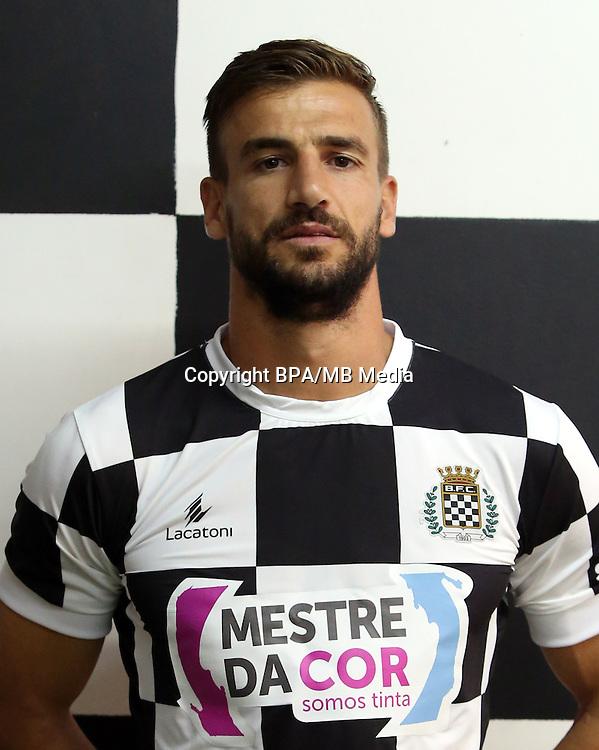 Portugal - Primera Liga NOS 2016-2017 /  <br /> ( Boavista FC ) - <br /> Nuno Henrique Goncalves Nogueira