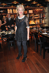 AMANDA ELIASCH at a dinner in honour of Andre Leon Talley and Manolo Blahnik held at The Spice Market restaurant at<br /> W London, Leicester Square, London on 14th March 2011.