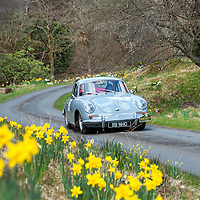 Car 34 Vic Norman / Anne Norman Porsche 356C