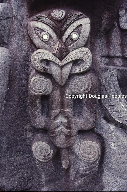 Statue, Avarua Town, Rarotonga, Cook Islands<br />