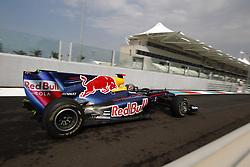 Motorsports / Formula 1: World Championship 2010, GP of Abu Dhabi, 05 Sebastian Vettel (GER, Red Bull Racing),