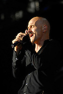 Tim Booth, James, Virgin Mobile V Festival V2009, Hylands Park, Chelmsford, Essex, Britain - 22nd Aug 2009..