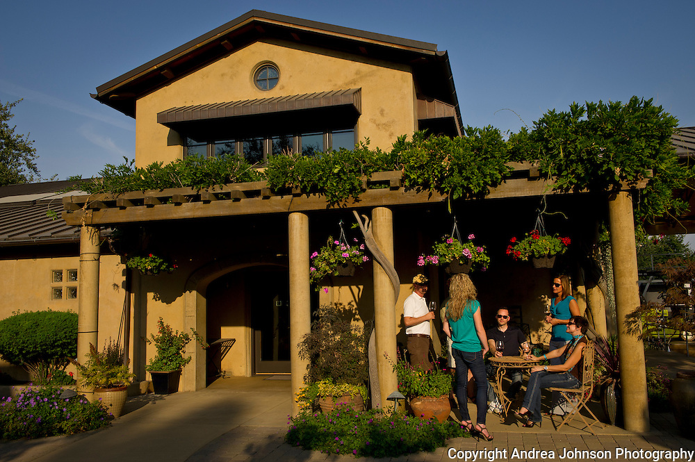 Figgins Family Wine Estates, Walla Walla, Washington