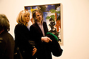 OKSANA KOLOMENSKAYA; IVOR BRAKA, Rodchenko and Popova: Defining Constructivism. Tate Modern. London. 10 February 2009 *** Local Caption *** -DO NOT ARCHIVE -Copyright Photograph by Dafydd Jones. 248 Clapham Rd. London SW9 0PZ. Tel 0207 820 0771. www.dafjones.com<br /> OKSANA KOLOMENSKAYA; IVOR BRAKA, Rodchenko and Popova: Defining Constructivism. Tate Modern. London. 10 February 2009