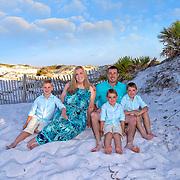 Dahlin Family Beach Photos