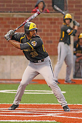 25 May 2013:  Micah Green during an NCAA division 1 Missouri Valley Conference (MVC) Baseball Tournament game between the Wichita State Shockers and the Illinois State Redbirds on Duffy Bass Field, Normal IL