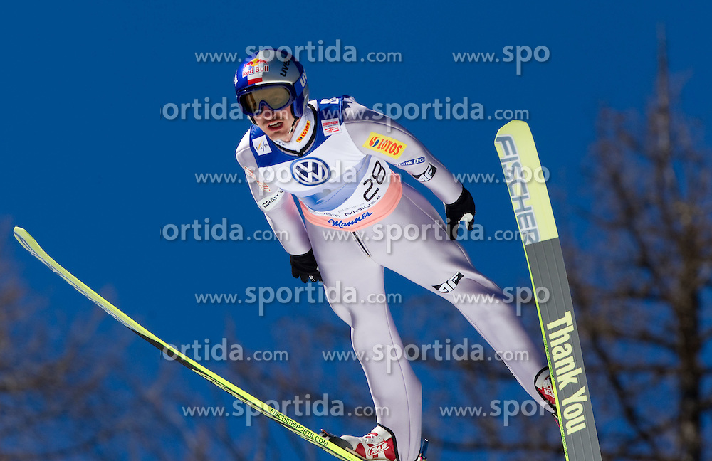 Adam Malysz of Poland competes during Flying Hill Individual at 4th day of FIS Ski Jumping World Cup Finals Planica 2011, on March 20, 2011, Planica, Slovenia. (Photo by Vid Ponikvar / Sportida)