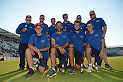 The Ageas Bowl gound staff during the fourth day of the 4th SpecSavers International Test Match 2018 match between England and India at the Ageas Bowl, Southampton, United Kingdom on 2 September 2018.