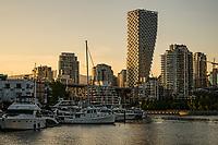 Vancouver House (Skyscraper) & False Creek