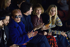 PFW Louis Vuitton Front Row - 6 March 2018