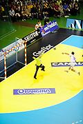 DESCRIZIONE : France Hand Equipe de France Homme Match Amical Nantes<br /> GIOCATORE :  OMEYER Thierry GATFI Anis<br /> SQUADRA : France<br /> EVENTO : FRANCE Equipe de France Homme Match Amical  2010-2011<br /> GARA : France Tunisie<br /> DATA : 30/10/2010<br /> CATEGORIA : Hand Equipe de France Homme <br /> SPORT : Handball<br /> AUTORE : JF Molliere par Agenzia Ciamillo-Castoria <br /> Galleria : France Hand 2010-2011 Action<br /> Fotonotizia : FRANCE Hand Hand Equipe de France Homme Match Amical Nantes<br /> Predefinita :