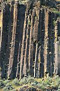 Basalt Columns, John Day, Oregon
