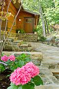 Mitchell lakehouse on Beaver Lake in Rogers Arkansas