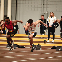 Alexander Lau, Toronto, 2019 U SPORTS Track and Field Championships on Thu Mar 07 at James Daly Fieldhouse. Credit: Arthur Ward/Arthur Images