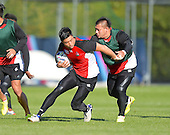 Japan Training Session 120915
