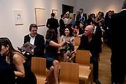 JULIE VERHOEVEN; IONNIS CHOLIDIS, Swarovski Whitechapel Gallery Art Plus Opera,  An evening of art and opera raising funds for the Whitechapel Education programme. Whitechapel Gallery. 77-82 Whitechapel High St. London E1 3BQ. 15 March 2012