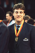 Europeo Stoccarda 1985 premiazioni Giampiero Savio